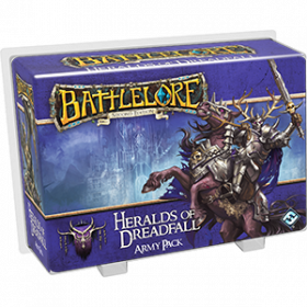 BattleLore (ediţia a doua): Heralds of Dreadfall Army Pack
