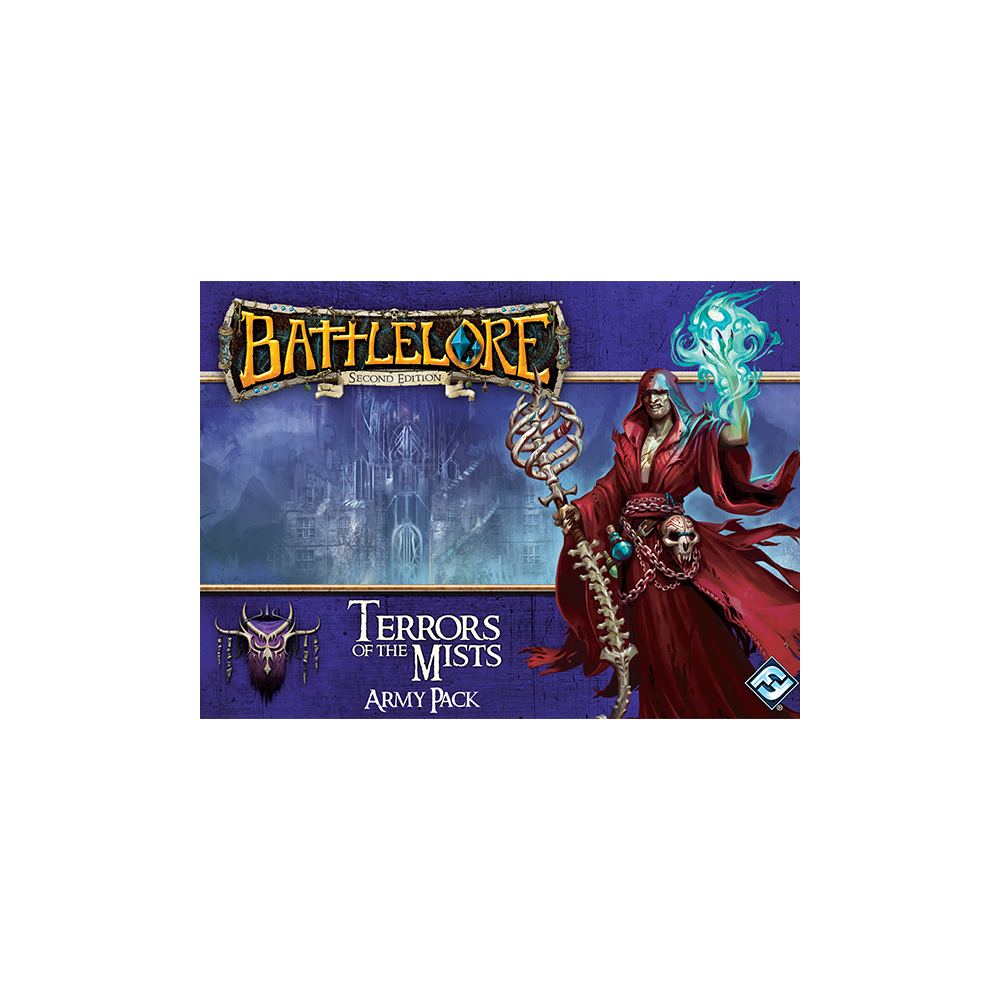 BattleLore (Second Edition): Terrors of the Mists Army Pack