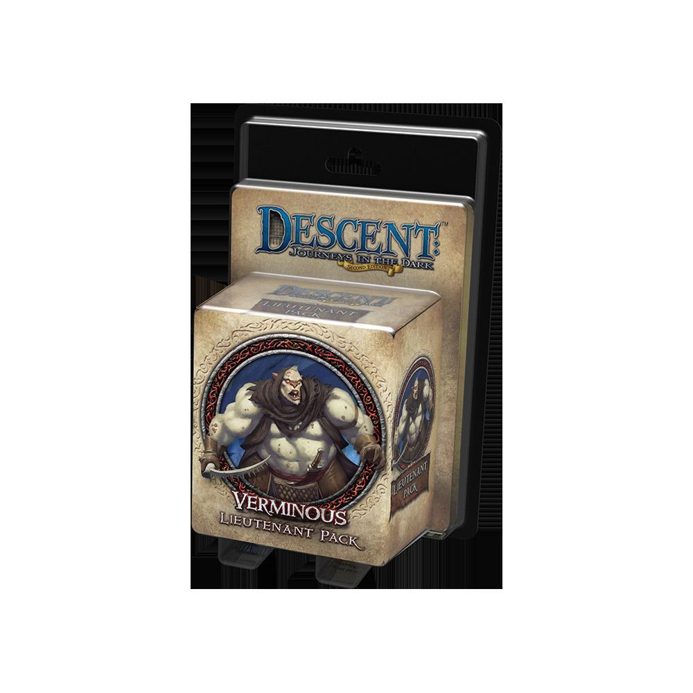 Descent: Journeys in the Dark (ediţia a doua) – Verminous Lieutenant Pack