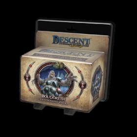 Descent: Journeys in the Dark (ediţia a doua) – Bol'Goreth Lieutenant Pack