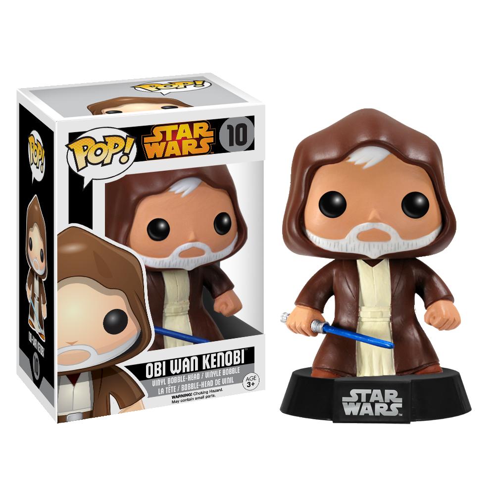 Funko Pop: Star Wars - Obi-Wan Kenobi