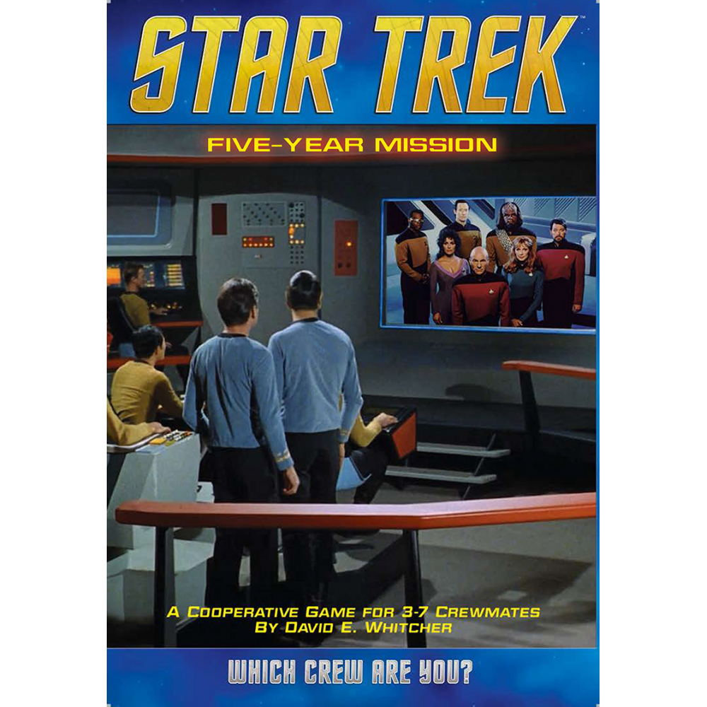 Star Trek: Five-Year Mission