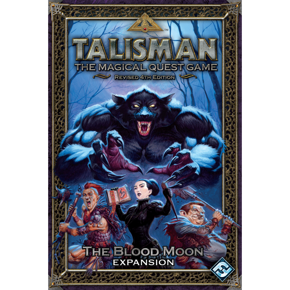 Talisman (ediţia a patra): The Blood Moon Expansion