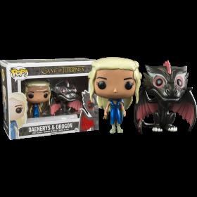 Funko Pop: Daenerys Targaryen & Drogon