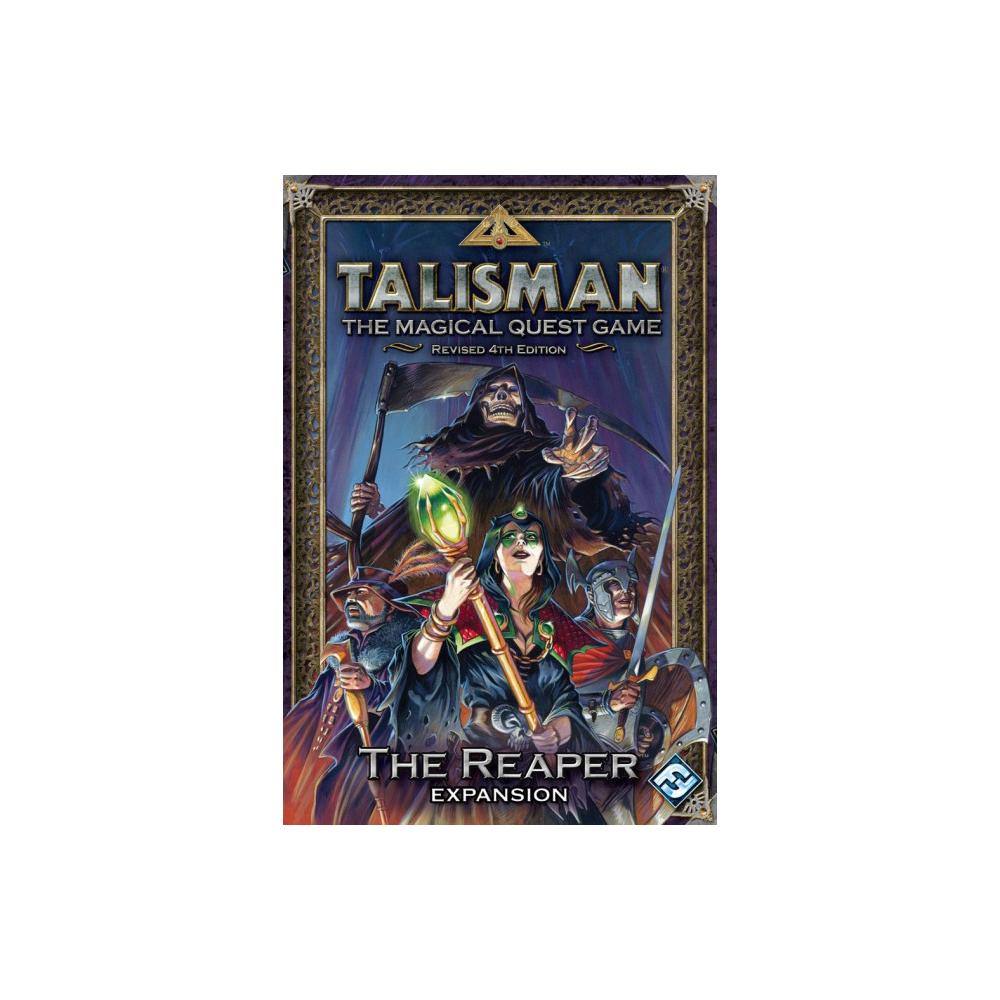 Talisman (ediţia a patra): The Reaper Expansion