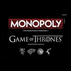 Monopoly Urzeala Tronurilor: ediție de colecție