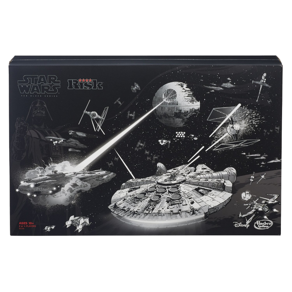 Risk: Star Wars Edition (Black Series)