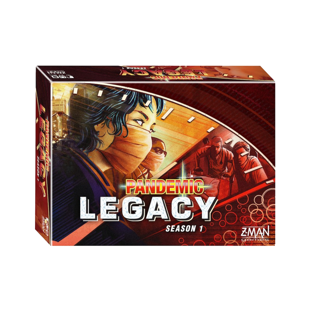 Pandemic Legacy (red)