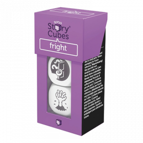 Rory's Story Cubes: Fright