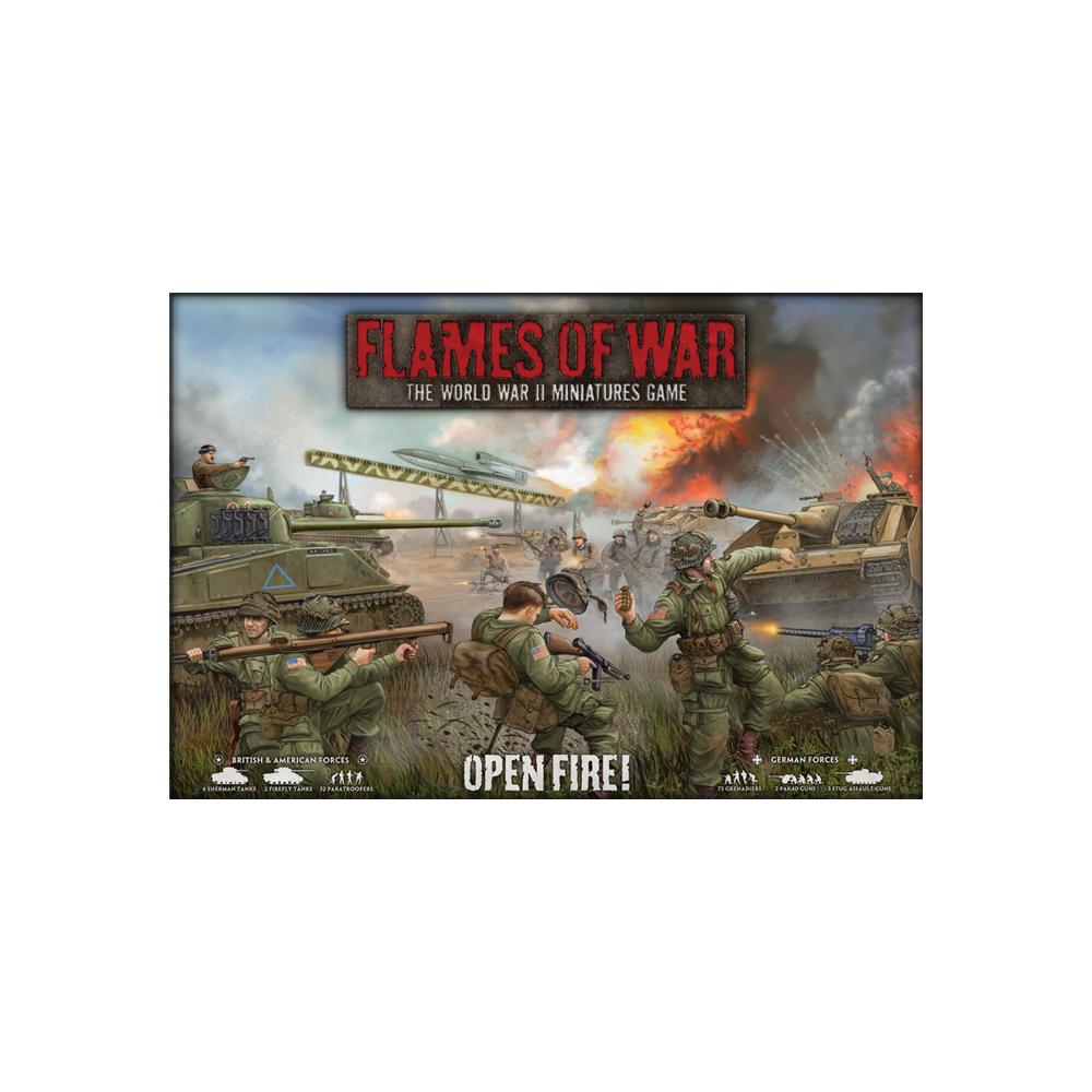 Flames of War: Open Fire