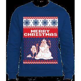 Adventure Time - Merry Christmas Sweatshirt