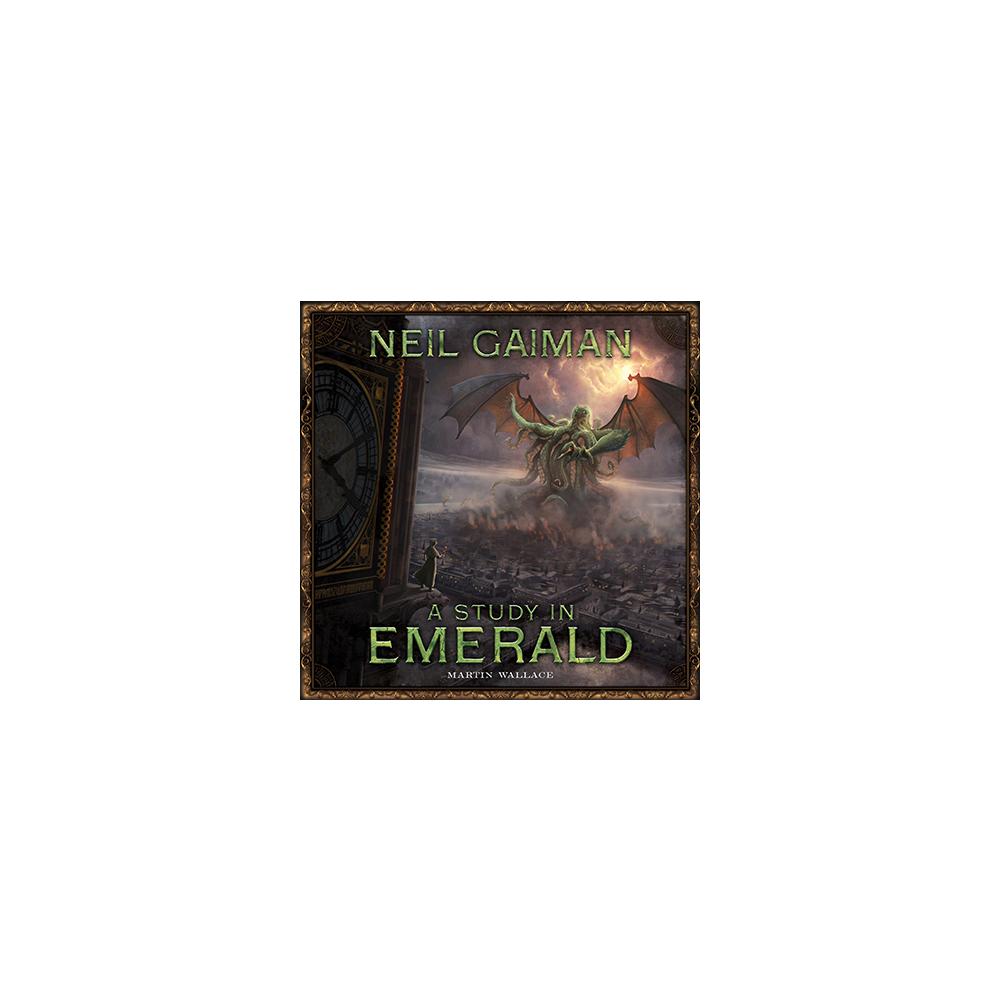 A Study in Emerald (ediția a doua)