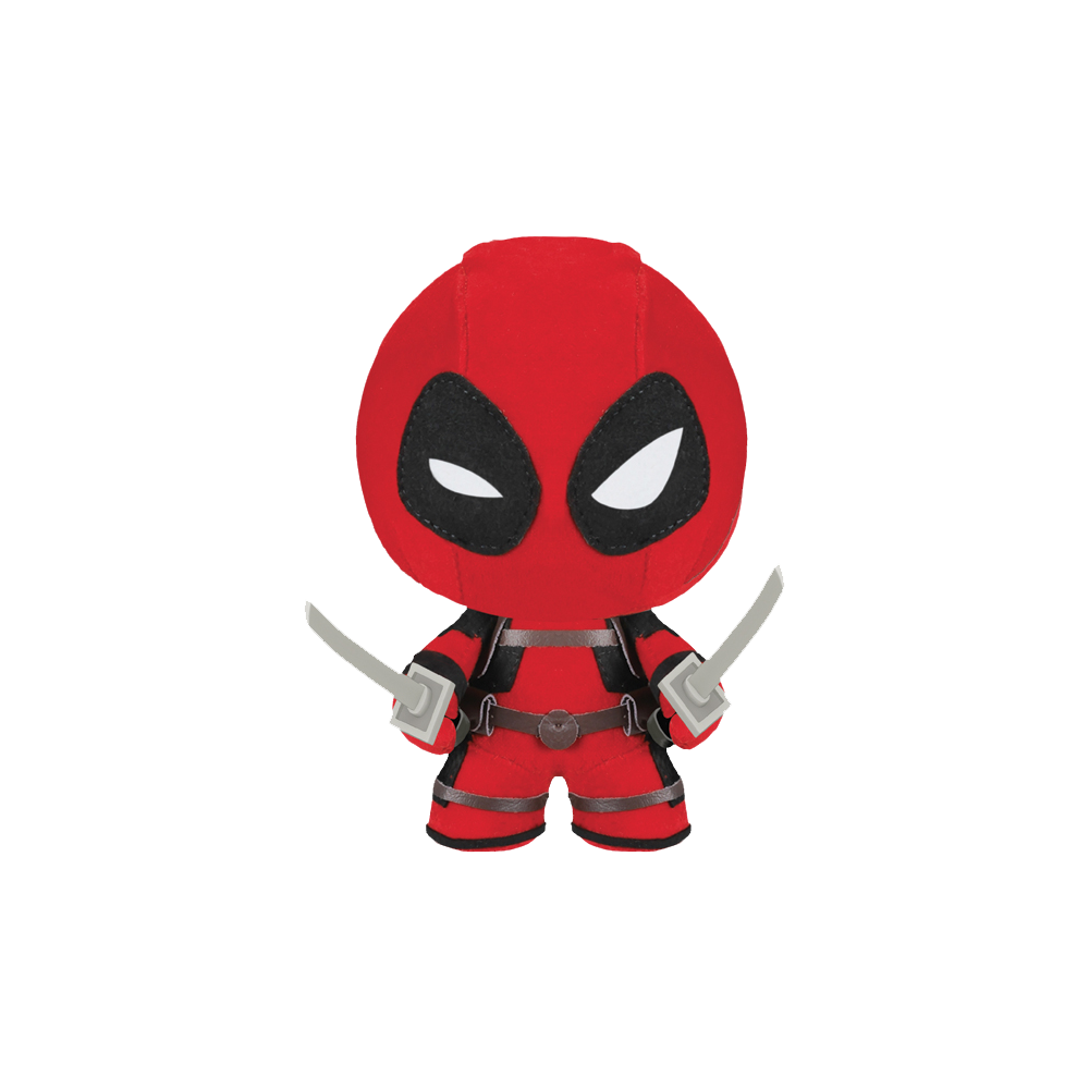 Deadpool Plush