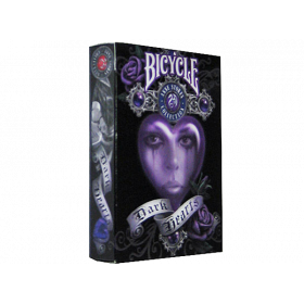 Bicycle Anne Stokes - Dark Hearts