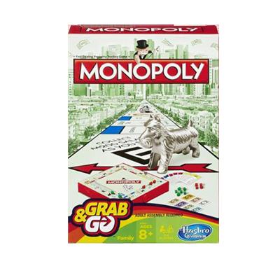Monopoly Grab & Go