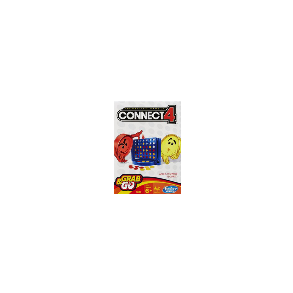 Connect Four Grab & Go