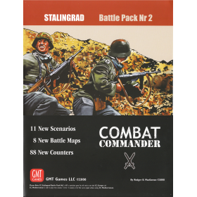 Combat Commander: Battle Pack #2 – Stalingrad