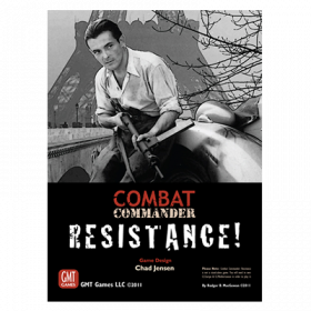 Combat Commander: Battle Pack #4 – Resistance!