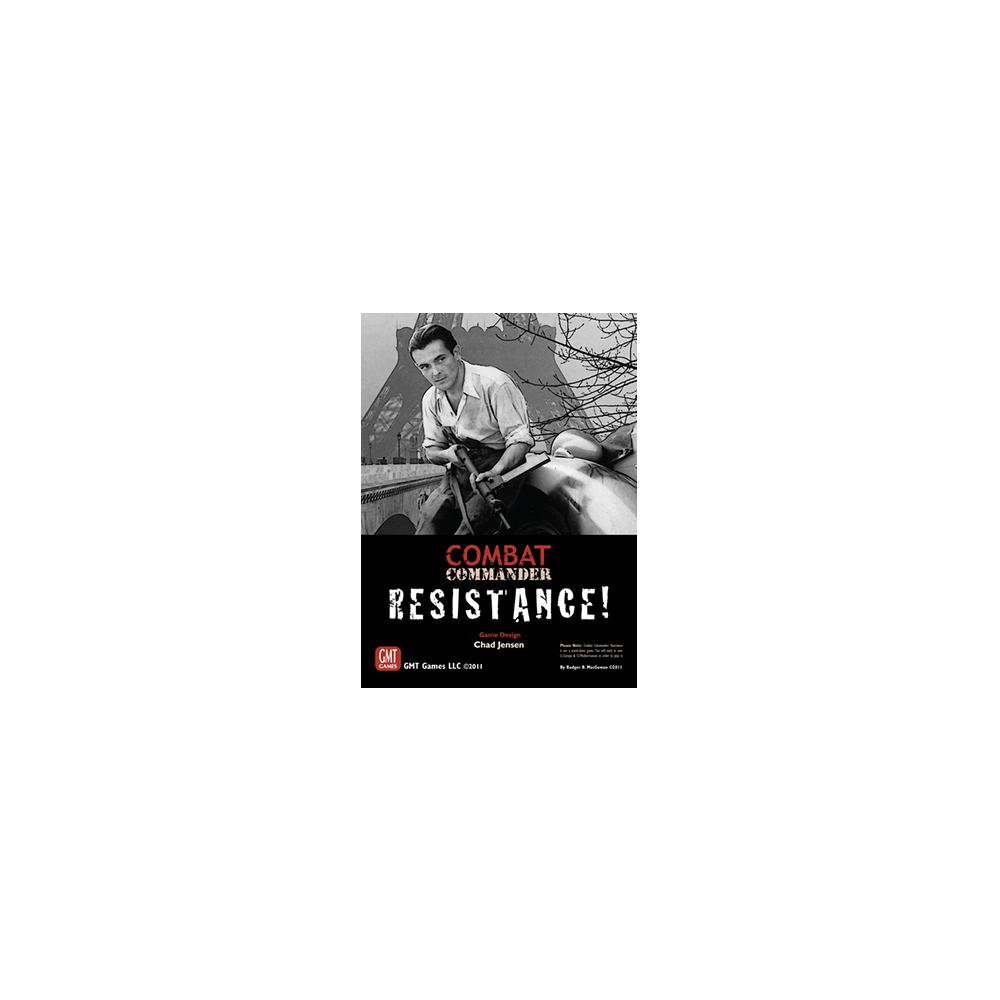 Combat Commander: Battle Pack #4 – Resistance!