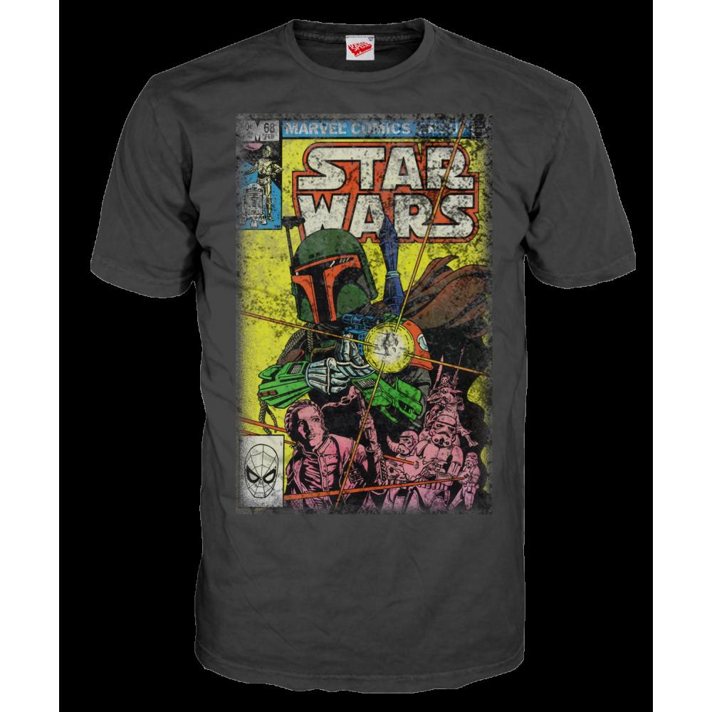 Star Wars - Boba Fett Comic Cover