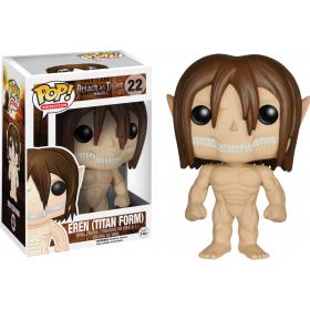 Funko Pop: Attack on Titan - Eren