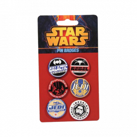 Pin Badges - Star Wars