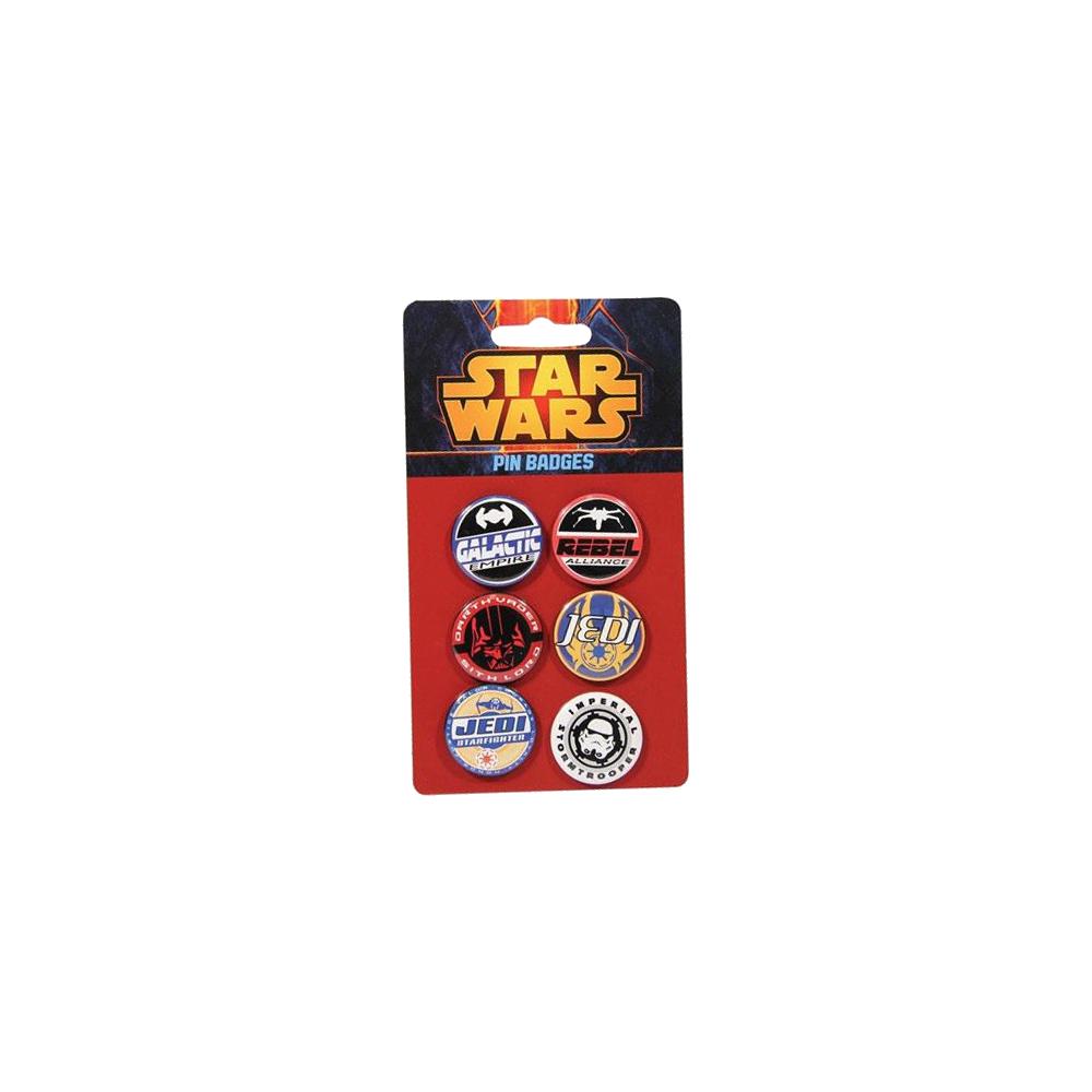 Pin Badges - Star Wars