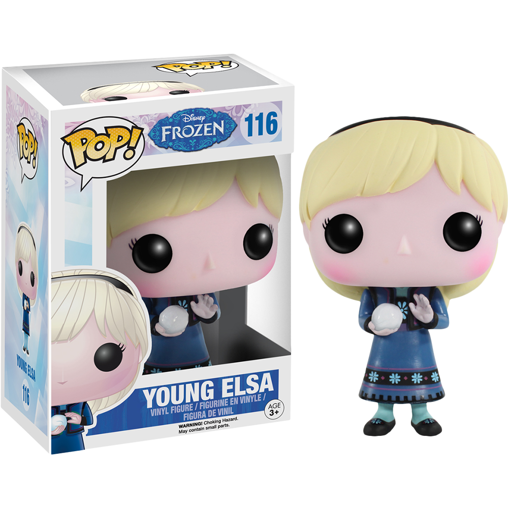 Funko Pop: Frozen - Young Elsa