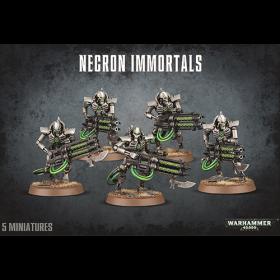 Warhammer: Necron Immortals / Deathmarks