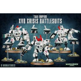 Warhammer: Tau Crisis Battlesuit Team