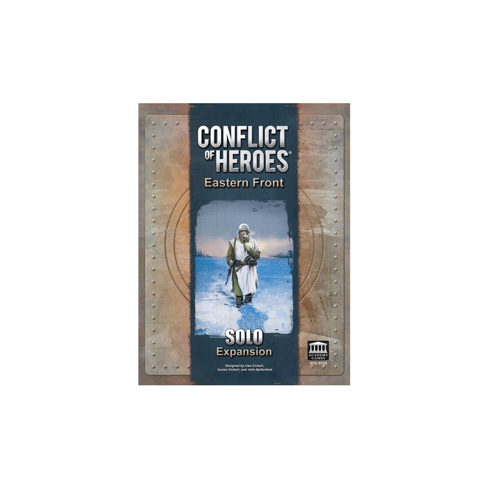 Conflict of Heroes: Eastern Front – Solo Expansion