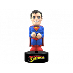 Superman Solar Powered Body Knocker