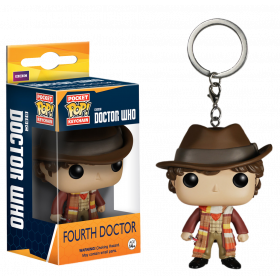 Funko Pop: Breloc - 4th Doctor