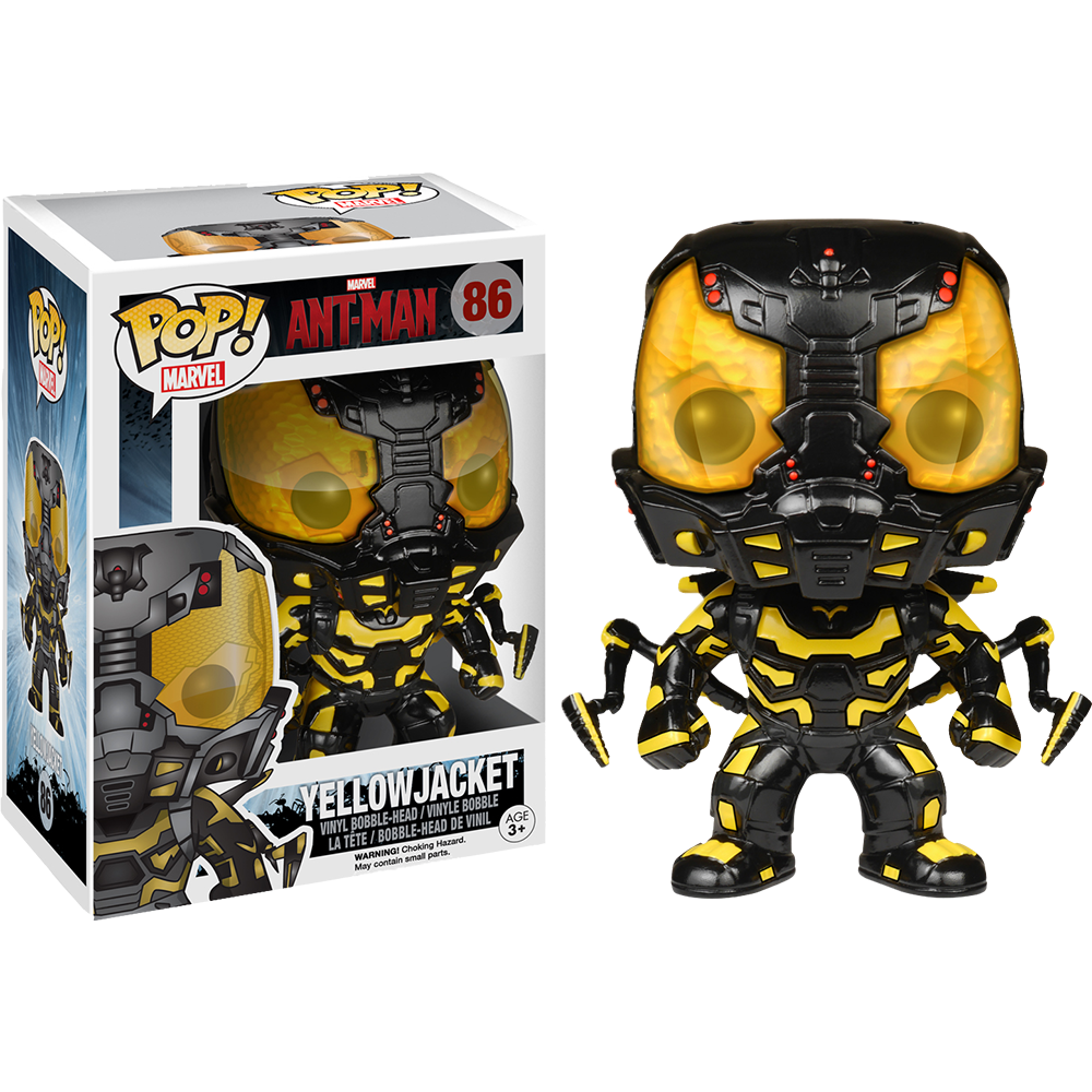 Funko Pop: Ant-Man - Yellowjacket