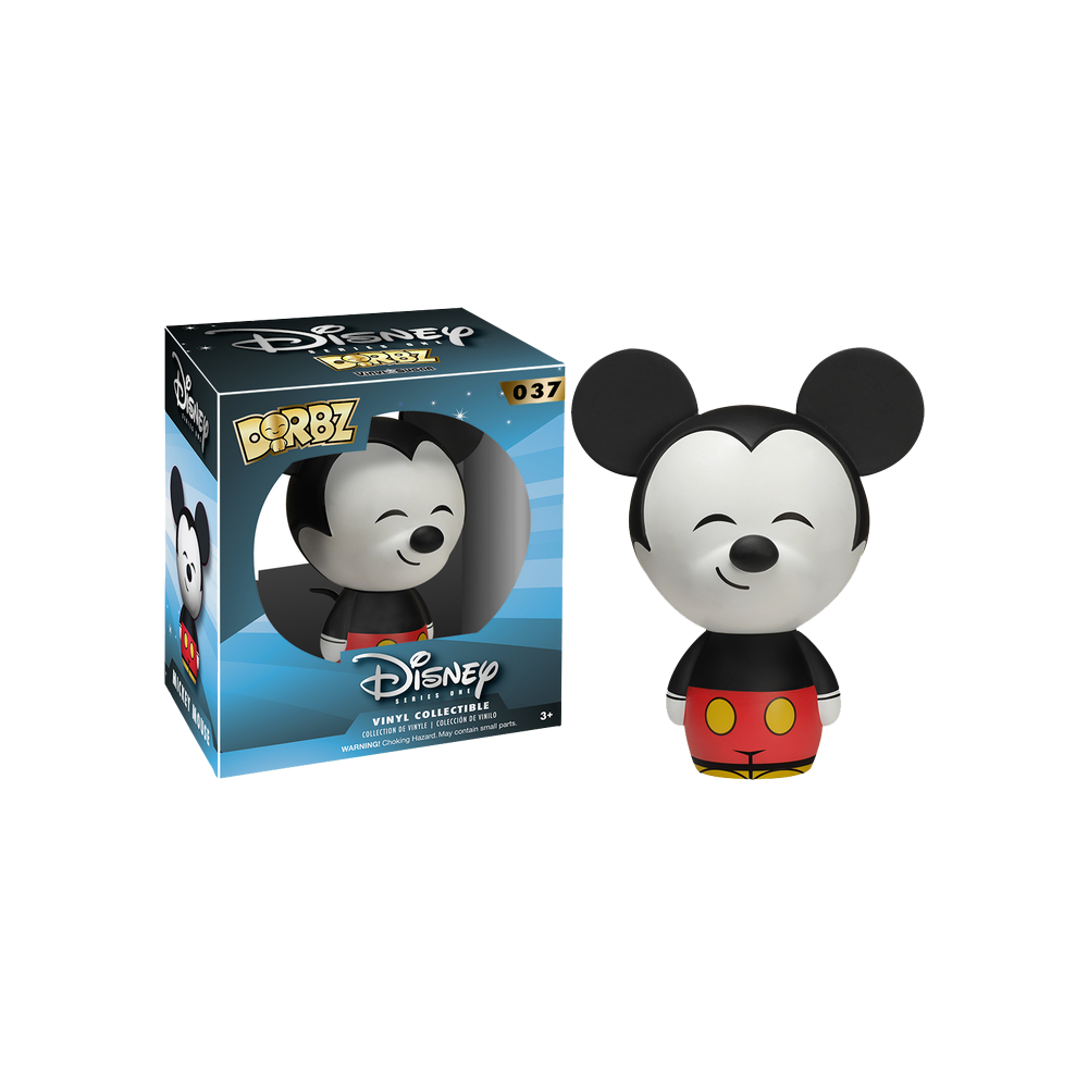 Sugar Pop Dorbz: Disney - Mickey