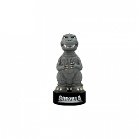 Godzilla Solar Powered Body Knocker