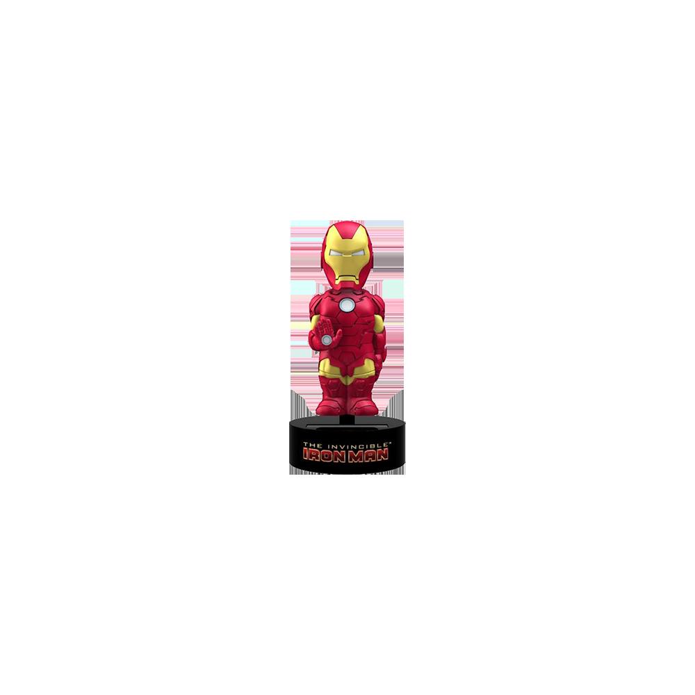 Iron Man Solar Powered Body Knocker