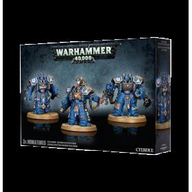 Warhammer: Space Marine Centurion Devastator Squad