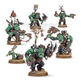 Warhammer: Ork Nobz