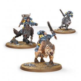 Warhammer: Space Marine Thunderwolf Cavalry