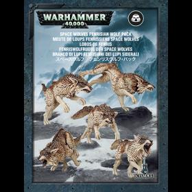 Warhammer: Fenrisian Wolves