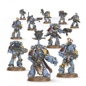 Warhammer: Space Wolves Pack
