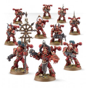 Warhammer: Chaos Space Marines