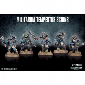 Warhammer: Militarum Tempestus Scions