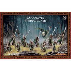 Warhammer: Wood Elves Eternal Guard
