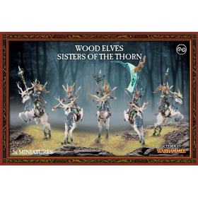 Warhammer: Wood Elves Sisters of the Thorn
