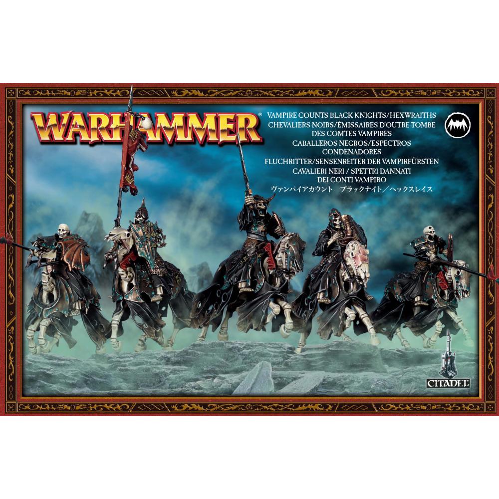 Warhammer: Black Knights / Hexwraiths