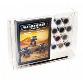 Space Marine Activity Paint Set