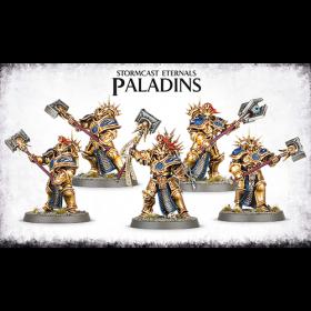 Warhammer: Stormcast Eternals Paladins