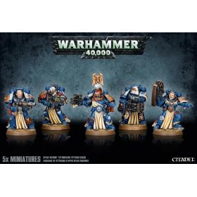 Warhammer: Space Marines Sternguard Veteran Squad